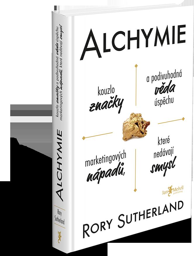 Kniha Alchymie