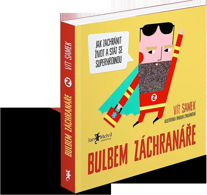 Kniha Bulbem záchranáře