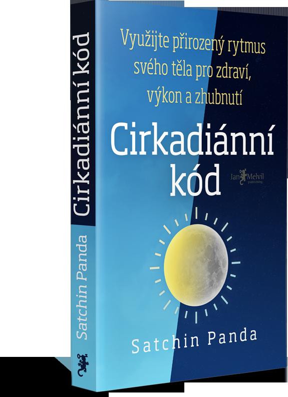 Kniha Cirkadiánní kód