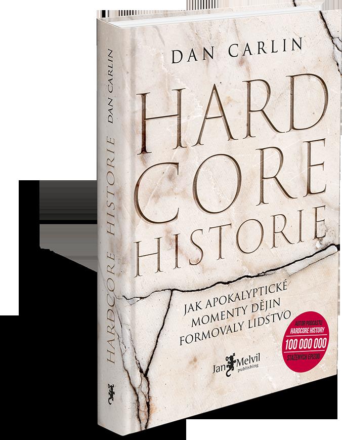 Kniha Hardcore historie