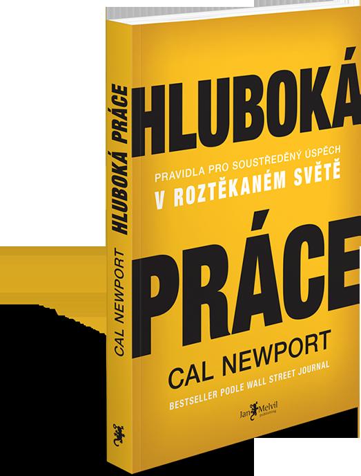 Kniha Hluboká práce