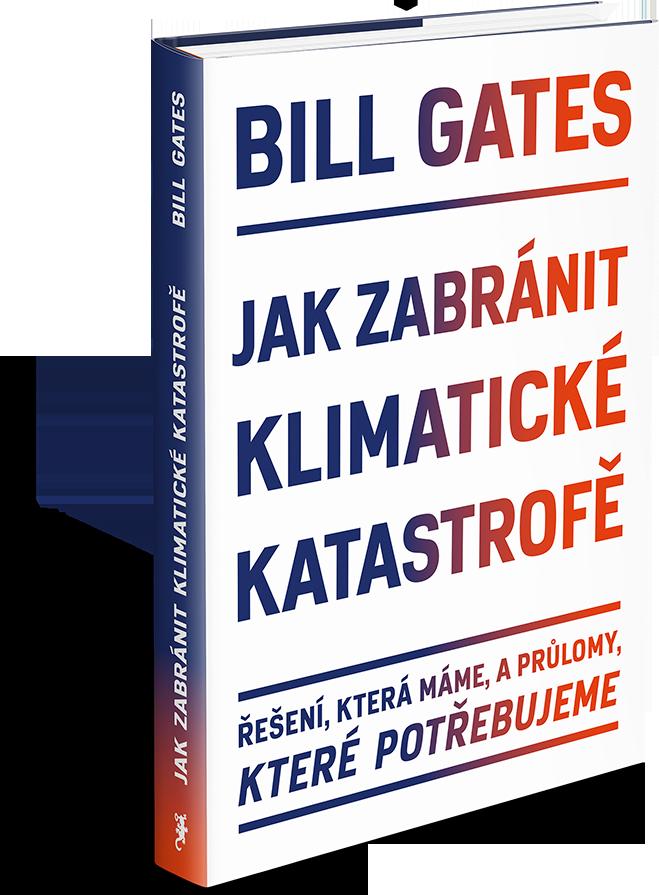 Kniha Jak zabránit klimatické katastrofě