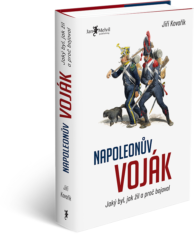 Kniha Napoleonův voják