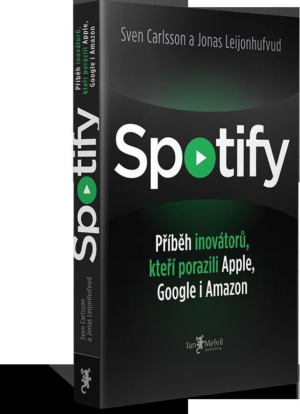 Kniha Spotify
