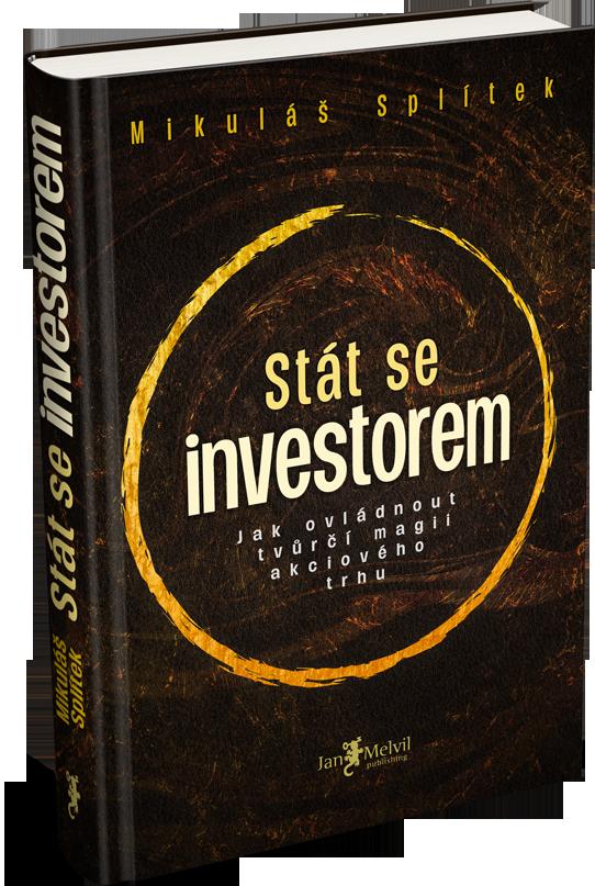 Kniha Stát se investorem