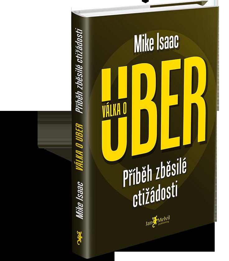 Kniha Uber