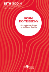 Kopni do té bedny - Poke the Box: When Was the Last Time You Did Something for the First Time?, Seth Godin