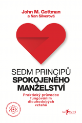 Sedm principů spokojeného manželství - The Seven Principles for Making Marriage Work: A Practical Guide from the Country's Foremost Relationship Expert, John Gottman